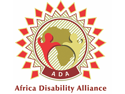 ADA logo.png - Africa Disability Alliance ADA image